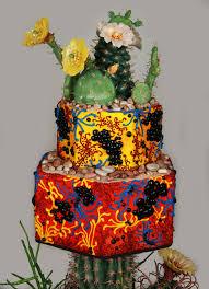 fiesta wedding cake cakes by kim simons