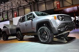 new jeep renegade concept jeep renegade hard steel concept 21 images 2015 geneva motor