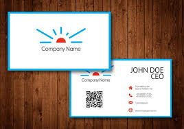 business card template free vector art 19383 free downloads