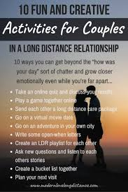things for couples 10 distance relationship activities for couples