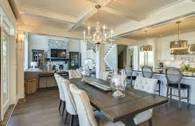 Chic Dining Tables Rustic Dining Rooms Rustic Chic Dining Tables