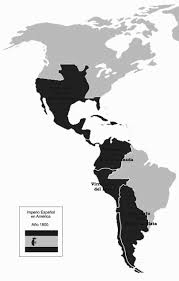 Spanish Speaking Countries Map The Mad Monarchist Defending The Spanish Empire