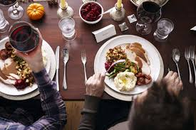 Thanksgiving Dinner Table by How To Get Your Home Ready For Thanksgiving Dinner Huffpost