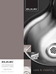 How To Clean A Sink Faucet Elkay Sink Faucet And Accessories Care