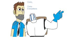 Jetpack Meme - jetpack joyride coins coins everywhere reupload x x