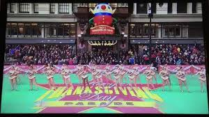 rockettes macy s thanksgiving day parade 2014