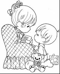 amazing precious moments mother coloring pages mothers
