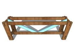 build a bench for dining table diy farmhouse benches hgtv