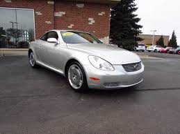 lexus car for sale 50 best used lexus sc 430 for sale savings from 3 659