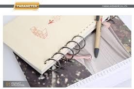 1 diameter metallic color metal book ring card ring buy