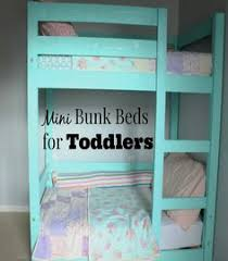 do it yourself diy toddler bunk bed plans and kits but twin size