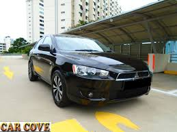 mitsubishi singapore car cove leasing pte ltd
