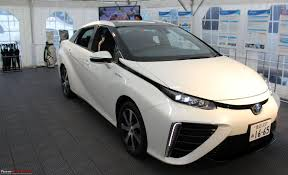 hydrogen fuel cell car toyota japan report toyota mirai hydrogen fuel cell car and toyota u0027s
