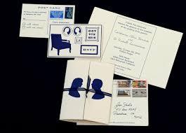 gatefold wedding invitations constance s silhouette gatefold wedding invitations