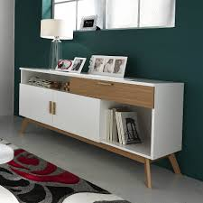 Italian Tv Cabinet Furniture Italian White Oak Sideboard Tv Stand Kyra By Tomasucci Bar