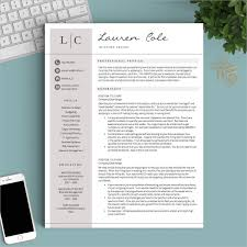 Interesting Resume Template Modern Resume Templates 42 Free Psd Word Pdf Document Download
