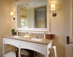 framing bathroom wall mirror delightful bathroom wall mirrors framing mirror ideas tremendous