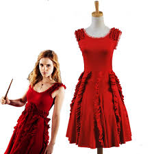 hermione granger halloween costumes shop for harry potter and the deathly hallows hermione granger red