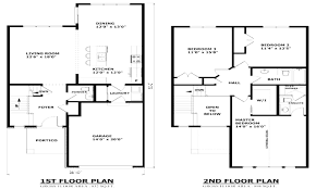 modern 2 story house plans likewise in floor corglife
