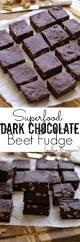 superfood dark chocolate beet fudge the roasted root
