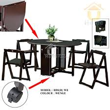 Wooden Folding Dining Table Butterfly Folding Dining Table U2013 Zagons Co