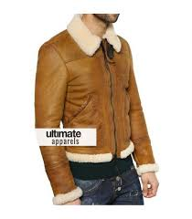 motorcycle suit mens designers men shearling winter tan motorcycle jacket