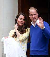 Prince William And Kate Prince William Raves About Princess Charlotte U0026 Says He U0027s Excited
