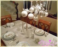 christmas table setting home decor waplag loversiq