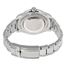 rolex bracelet stainless steel images Pre owned rolex yacht master 40 platinum dial stainless steel jpg