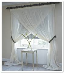 Hanging Lace Curtains Curtain Lace Curtains Touch Of Class Regarding Criss Cross