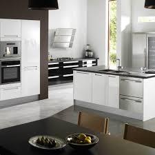 kitchen island built stove granite top hood modern practical room