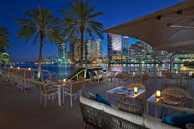 waterfront dining in miami 16 great spots