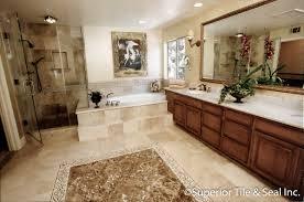 travertine shower renovation in lebanon pa jd tile 12x24 tiles