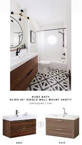 Wall Mount Vanity Sink Top 25 Best Wall Mounted Sink Ideas On Pinterest Shower Recess