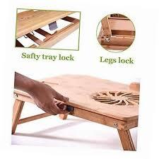 Laptop Desk Fan Laptop Desk Adjustable Laptop Desk Table 100 Bamboo With Usb Fan