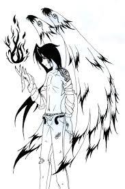 anime angel by oni regie on deviantart