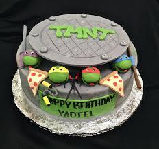 tmnt cake tmnt cake by brightlywound455 on deviantart