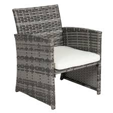 4 Piece Wicker Patio Furniture - best choice products outdoor patio furniture cushioned 4 piece