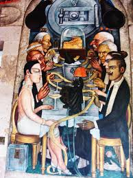 mexico city detail of diego rivera mural in secretary of flickr mexico city detail of diego rivera mural in secretary of public education building in centro