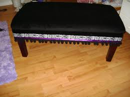 Recover Ottoman How To Recover A Chair Seat Cushion Vanity Seat Cushion Or