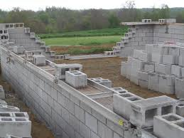 Drainage Patio Home Design Cinder Block Retaining Wall Drainage Patio Garage