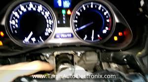 toyota lexus sealed ws transmission fluid change youtube tanin auto electronix 2006 lexus is250 is350 isf instrument