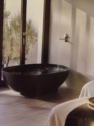 Freestanding Bath Tub Black Stone Bath Modern Bath Tub Inspiration By Cocoon Check