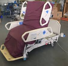 refurbished hill rom total care sport spo2rt hospital bed air