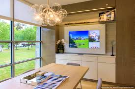 Where To Put Tv Furniture Divine Indoor Dining Room Feng Shui Cbaedadaafee Tv In