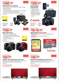 canon dslr camera deals black friday costco u0027s full black friday 2015 ad leaked everything you need to