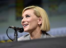 luci and desi u0027 will star cate blanchett as lucille ball