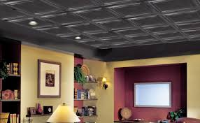 ceiling awesome drop ceiling in basement inexpensive and neat