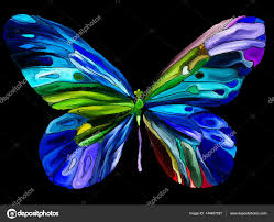 butterfly colors background u2014 stock photo agsandrew 144487927