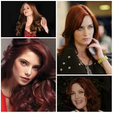 reddish brown u2013 best hair color trends 2017 u2013 top hair color ideas